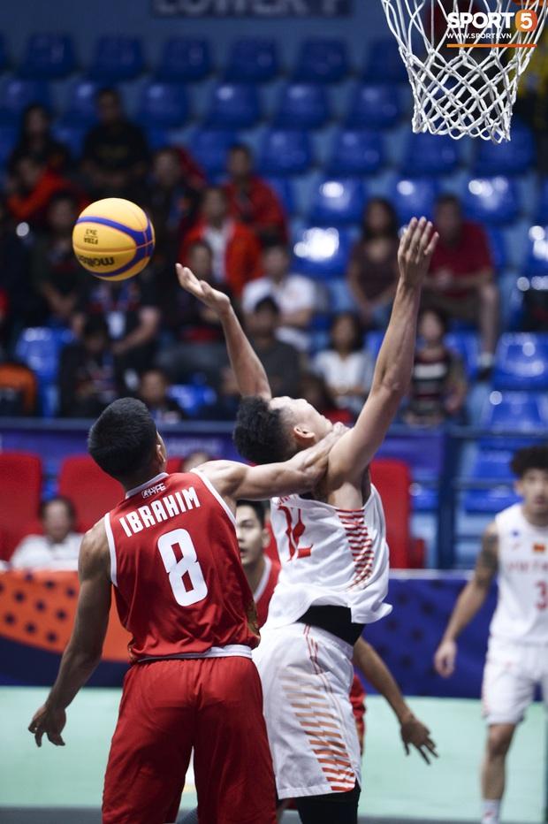 Thắng áp đảo Indonesia, bóng rổ Việt Nam đứng trước cơ hội làm nên lịch sử tại SEA Games - Ảnh 2.