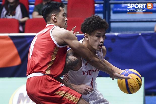 Thắng áp đảo Indonesia, bóng rổ Việt Nam đứng trước cơ hội làm nên lịch sử tại SEA Games - Ảnh 1.