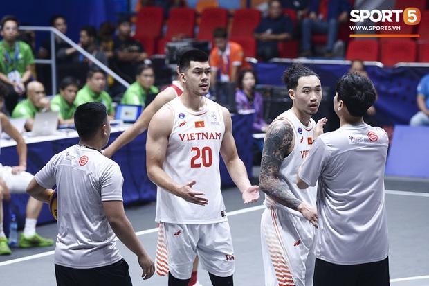 Thắng áp đảo Indonesia, bóng rổ Việt Nam đứng trước cơ hội làm nên lịch sử tại SEA Games - Ảnh 3.