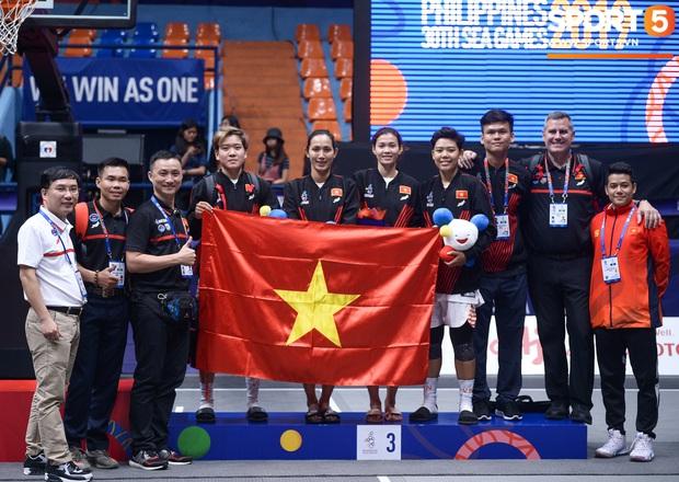 Bóng rổ Việt Nam: Sự khởi đầu cho hành trình mới đầy hy vọng sau tấm huy chương lịch sử tại SEA Games 30 - Ảnh 5.