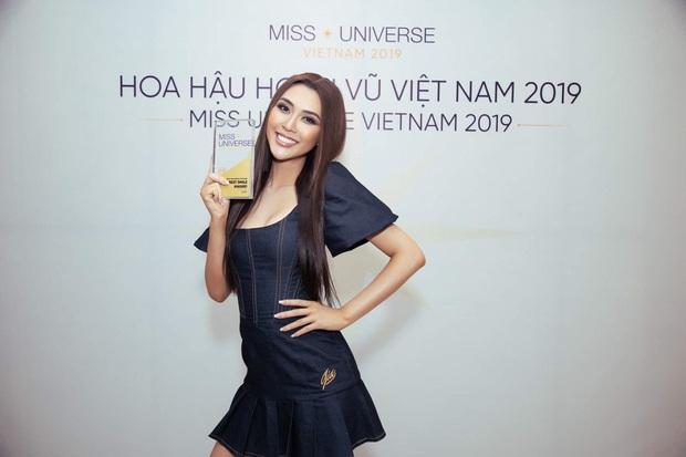 Chính thức công bố giải thưởng phụ đầu tiên của Hoa hậu Hoàn vũ Việt Nam: Tường Linh là mỹ nhân có nụ cười đẹp nhất! - Ảnh 1.