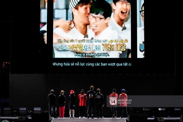 Fanmeeting Running Man tại Việt Nam: Chỉ có 8 thành viên nhưng với fan, họ mãi là 9012! - Ảnh 12.