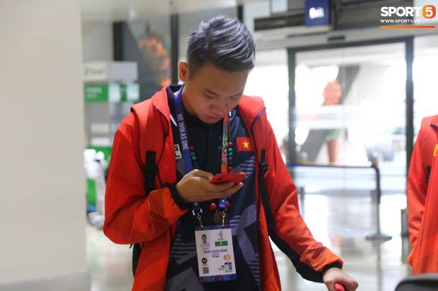 MZ Khiên bàng hoàng kể lại sự cố máy bay khi cùng đoàn thể thao Việt Nam tới Philippines dự SEA Games 30 - Ảnh 1.