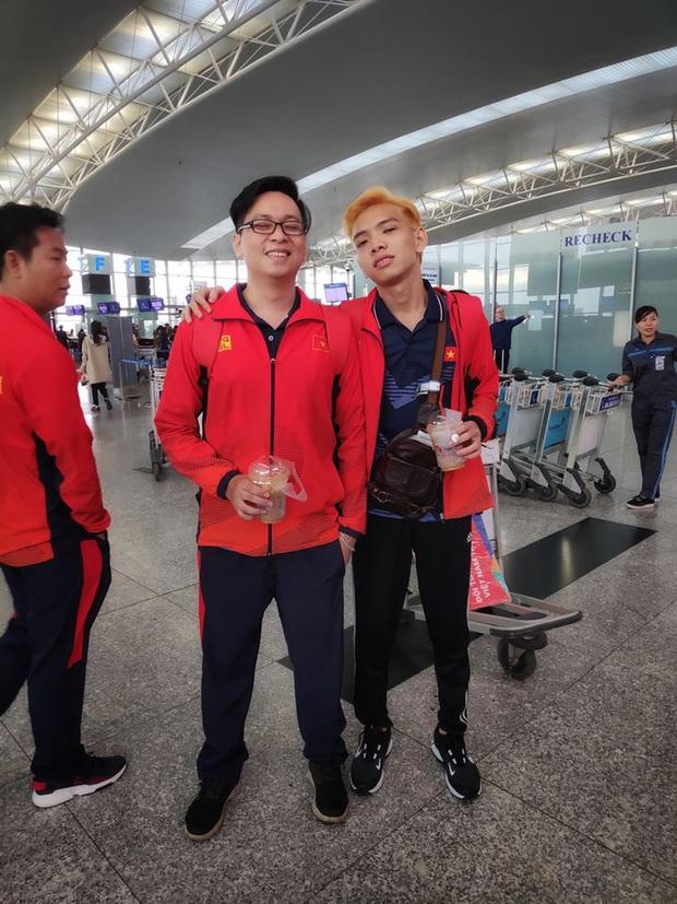 Đoàn eSports Việt tới Philippines, quẩy trăm kiểu ảnh sẵn sàng chinh phục huy chương SEA Games 30 - Ảnh 3.