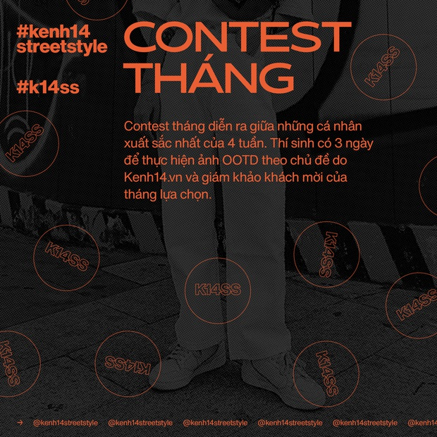 Contest #kenh14streetstyle chính thức trở lại lợi hại hơn, giải thưởng đỉnh hơn, chơi đi chờ chi các bạn ơi! - Ảnh 4.