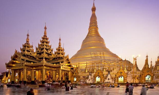 Lạc bước quên lối về với 9 địa điểm đẹp thương nhớ nhất định phải ghé check-in khi đến Myanmar - Ảnh 1.