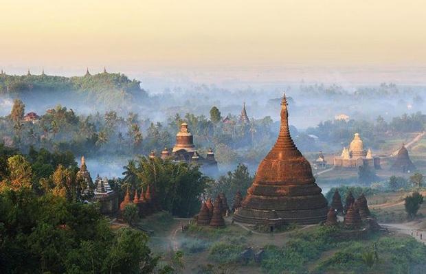 Lạc bước quên lối về với 9 địa điểm đẹp thương nhớ nhất định phải ghé check-in khi đến Myanmar - Ảnh 16.