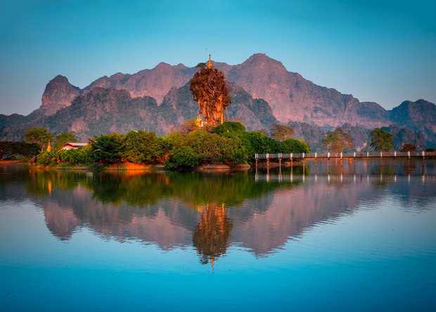 Lạc bước quên lối về với 9 địa điểm đẹp thương nhớ nhất định phải ghé check-in khi đến Myanmar - Ảnh 18.