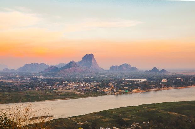 Lạc bước quên lối về với 9 địa điểm đẹp thương nhớ nhất định phải ghé check-in khi đến Myanmar - Ảnh 19.