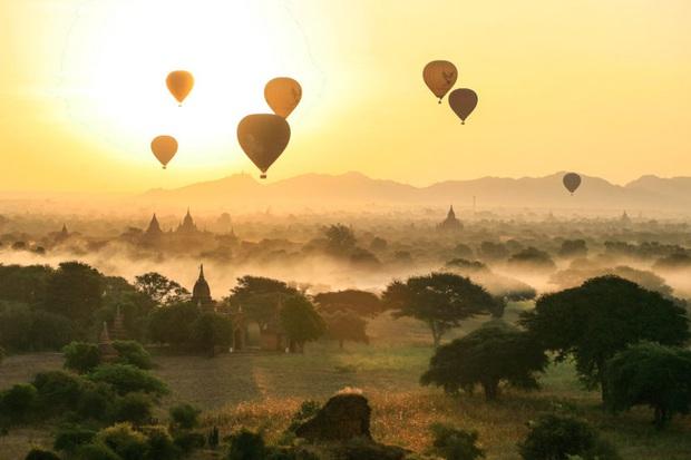 Lạc bước quên lối về với 9 địa điểm đẹp thương nhớ nhất định phải ghé check-in khi đến Myanmar - Ảnh 5.