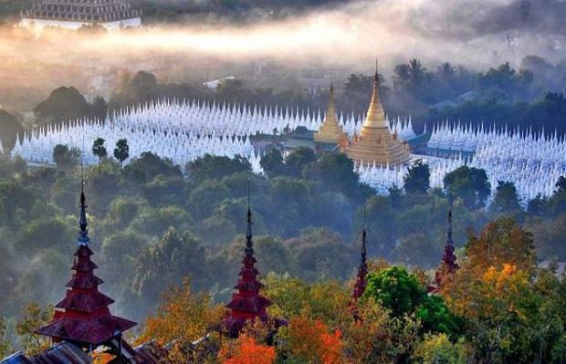 Lạc bước quên lối về với 9 địa điểm đẹp thương nhớ nhất định phải ghé check-in khi đến Myanmar - Ảnh 6.
