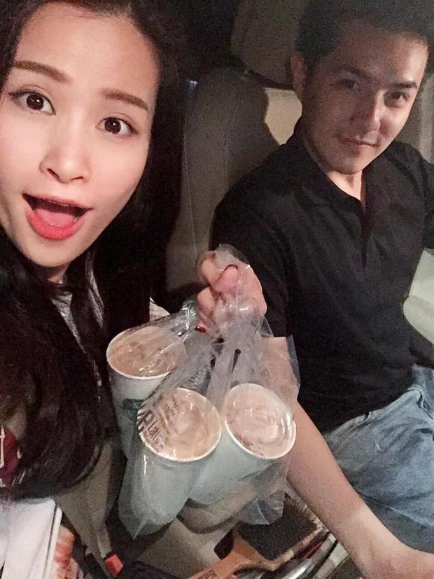 """Cùng là mê trà sữa nhưng trong khi Trường Giang đích thân đi mua cho vợ thì Trấn Thành lại... tranh uống với Hari, đôi Nhi - Thắng còn """"phát cuồng"""" - Ảnh 8."""