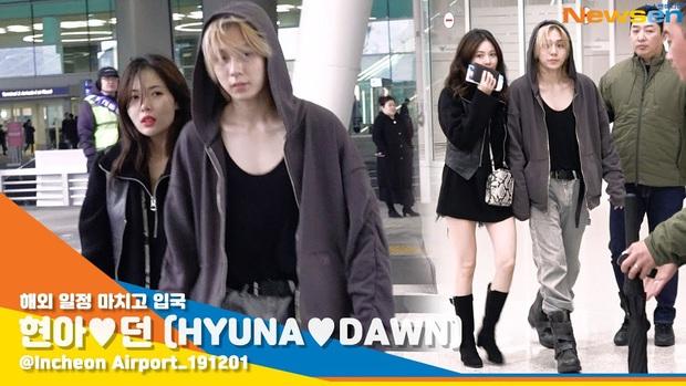 Không còn là con ghẻ quốc dân, Hyuna - EDawn được khen nức nở vì style chất dù lên đồ cực giản dị - Ảnh 3.