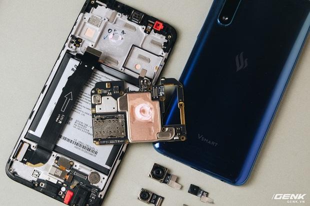 Giảm mạnh giá bán Vsmart Live, VinSmart đang thách thức những hãng điện thoại Trung Quốc như Huawei, Xiaomi - Ảnh 2.