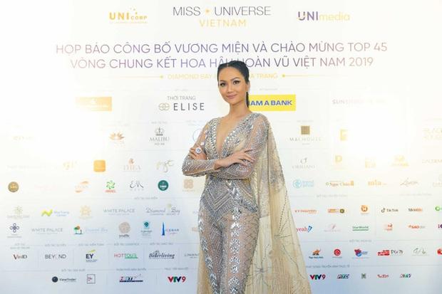 Hoa hậu HHen Niê mặc jumpsuit xuyên thấu: Sự chú ý của dân tình lại va ngay vào miếng lót ngực to lù lù - Ảnh 1.