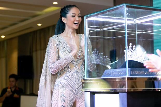 Hoa hậu HHen Niê mặc jumpsuit xuyên thấu: Sự chú ý của dân tình lại va ngay vào miếng lót ngực to lù lù - Ảnh 2.