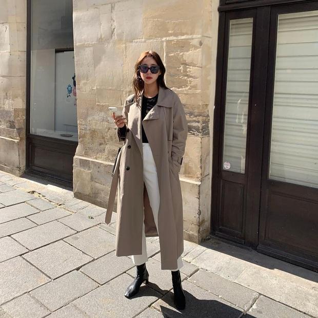 Với 3 tips diện áo khoác dáng dài sau, bạn sẽ trông cao thêm ít nhất 5 centimet - Ảnh 3.