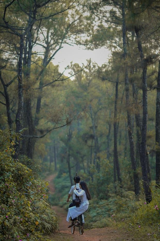"""""""Mắt Biếc"""" hé lộ thêm hậu trường cực đầu tư: Từ làng Đo Đo đến cảnh rừng sim tím đều đẹp lịm người - Ảnh 4."""