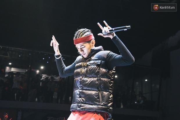 Beck'Stage Battle Rap chứng kiến quá nhiều sự thất bại đáng tiếc: Rapper non thua vì áp lực, hạng lão luyện thua vì hiếu thắng còn có người out vì... lỡ miệng - Ảnh 8.