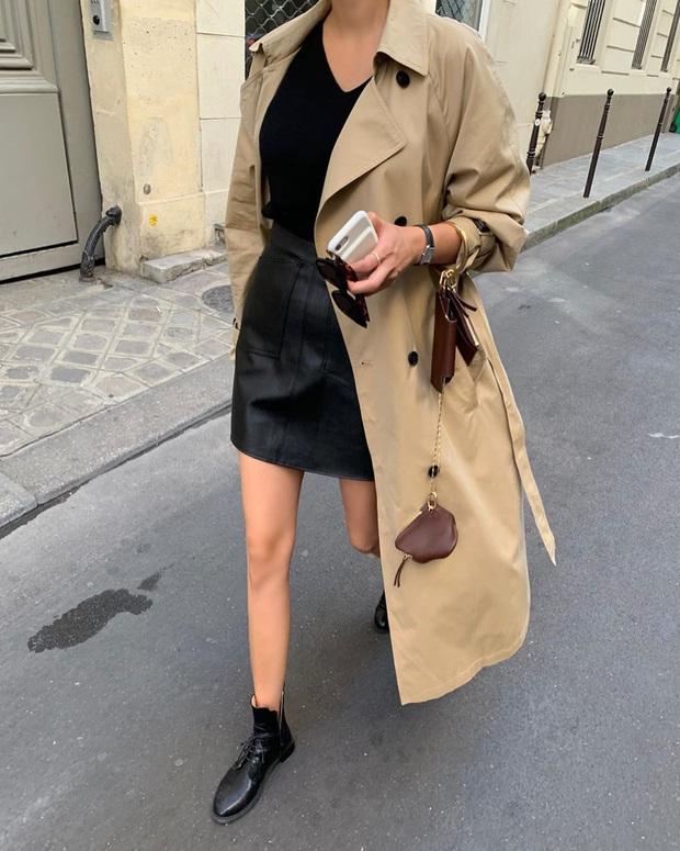 Với 3 tips diện áo khoác dáng dài sau, bạn sẽ trông cao thêm ít nhất 5 centimet - Ảnh 6.