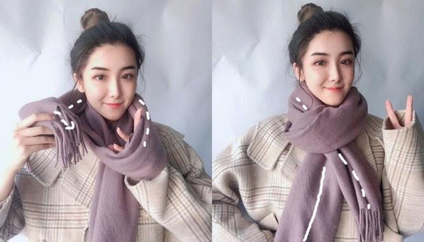 5 cách quàng khăn siêu xinh kiểu Hàn Quốc để bạn diện ngay trong ngày gió lạnh căm căm - Ảnh 7.