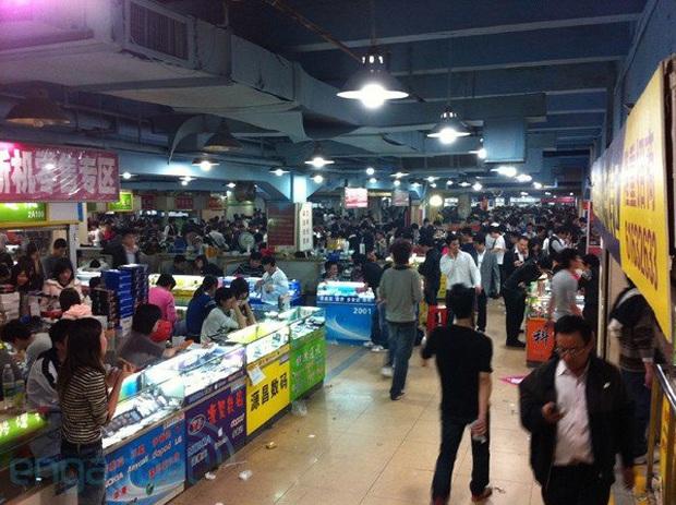 Hoa Cường Bắc: Khu chợ điện tử nổi tiếng nhất Trung Quốc nay đã bị nhuộm hồng bởi đồ mỹ phẩm - Ảnh 7.