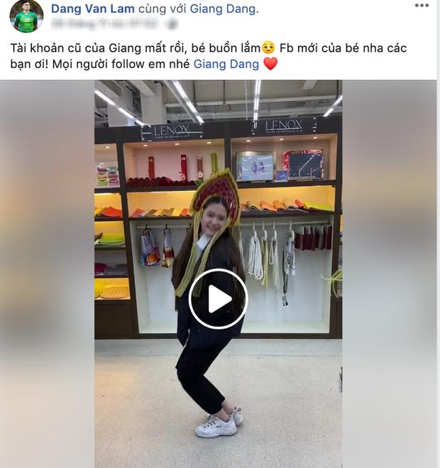 Em gái xinh đẹp bị hack Facebook, thủ môn Lâm Tây bó tay không giúp nổi vì... bận quá - Ảnh 2.