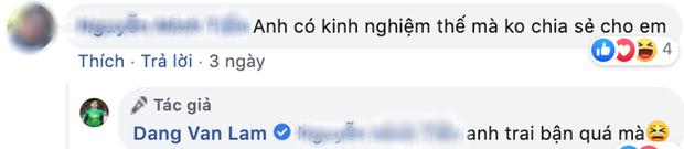 Em gái xinh đẹp bị hack Facebook, thủ môn Lâm Tây bó tay không giúp nổi vì... bận quá - Ảnh 3.