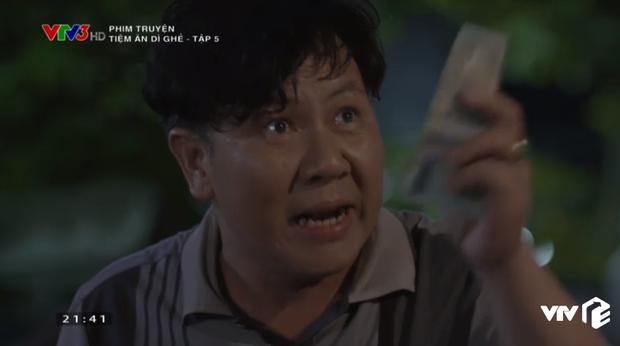 Tiệm Ăn Dì Ghẻ tập 5: Chồng ép bán thân vì hợp đồng nghìn đô, Thiên Kim đau đớn xin làm vợ chứ không làm gái - Ảnh 1.