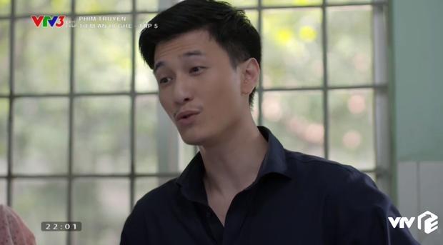 Tiệm Ăn Dì Ghẻ tập 5: Chồng ép bán thân vì hợp đồng nghìn đô, Thiên Kim đau đớn xin làm vợ chứ không làm gái - Ảnh 5.