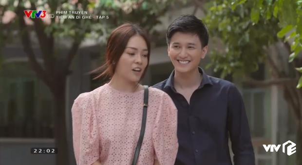 Tiệm Ăn Dì Ghẻ tập 5: Chồng ép bán thân vì hợp đồng nghìn đô, Thiên Kim đau đớn xin làm vợ chứ không làm gái - Ảnh 4.