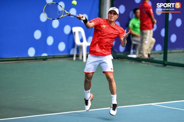 Tay vợt người Mỹ gốc Việt điển trai mang theo hy vọng làm nên kỳ tích 30 năm cho Tennis Việt Nam - Ảnh 4.