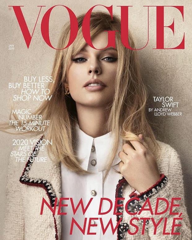Lâu lắm Taylor Swift mới gây bão vì visual lột xác xuất thần: Thập kỉ mới bắt đầu với nhan sắc đỉnh cao của chị đẹp! - Ảnh 3.