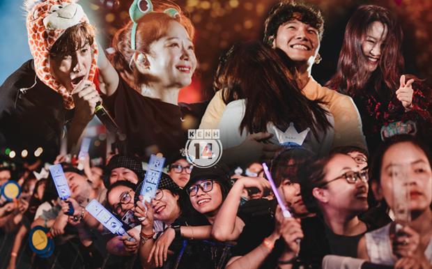 6 năm trở lại, 2 tiếng cảm xúc đong đầy fanmeeting Running Man tại Việt Nam: Kết lại nụ cười 7 người và nước mắt của Somin - Ảnh 1.