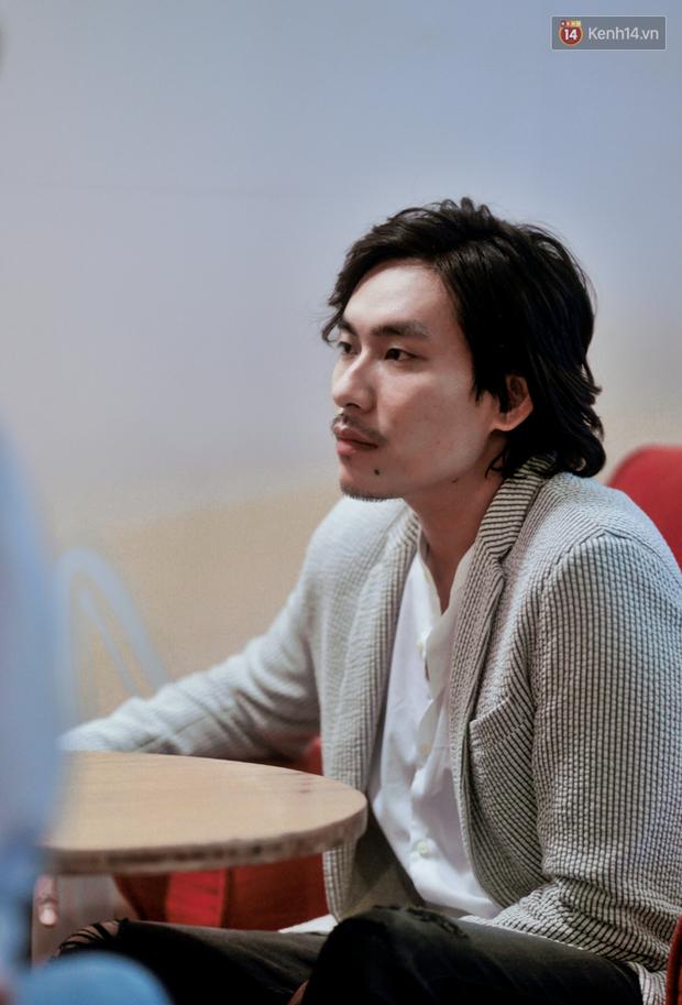 Kiều Minh Tuấn: Tôi được khuyên đừng kén vai quá, không làm bậy làm ẩu là được, 10 phim thì sẽ có 1 phim làm mình hãnh diện - Ảnh 12.