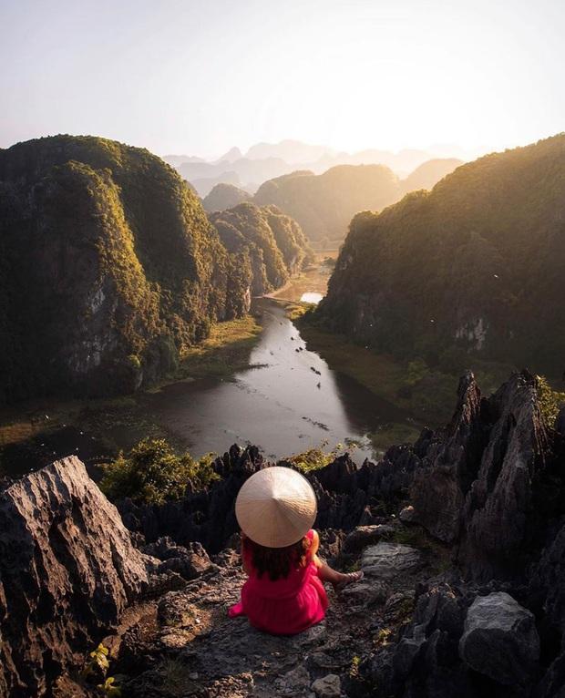 Hai địa điểm ở Ninh Bình xuất hiện trên sóng truyền hình Hàn Quốc, netizens hết lời khen ngợi vì cảnh sắc kinh ngạc - Ảnh 7.