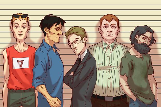4 người đàn ông rủ nhau vào phòng tắm hơi, một người bị giết bởi vật sắc nhọn, thủ phạm là ai? - Ảnh 1.