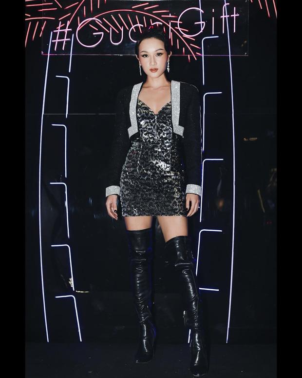 Giang Ơi nói về việc bị chê rải phèn khi đi sự kiện Gucci: Phong cách của mình vốn đơn giản, lâu lâu đổi kiểu, có gì mà căng - Ảnh 3.
