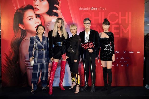 Thanh Hằng từng dụ học trò The Face bằng vai diễn trong phim mới nhưng chỉ thấy team Minh Hằng ở Chị chị em em - Ảnh 5.