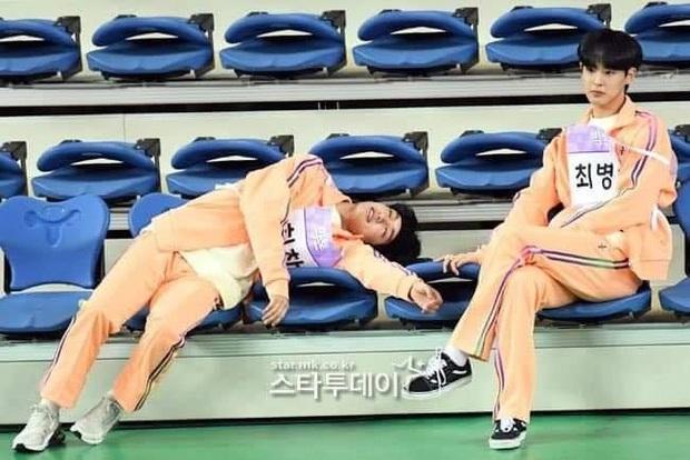 Đại hội thể thao dành cho Idol nhưng có những gương mặt đến chỉ cho đủ quân số rồi... lăn ra ngủ! - Ảnh 10.