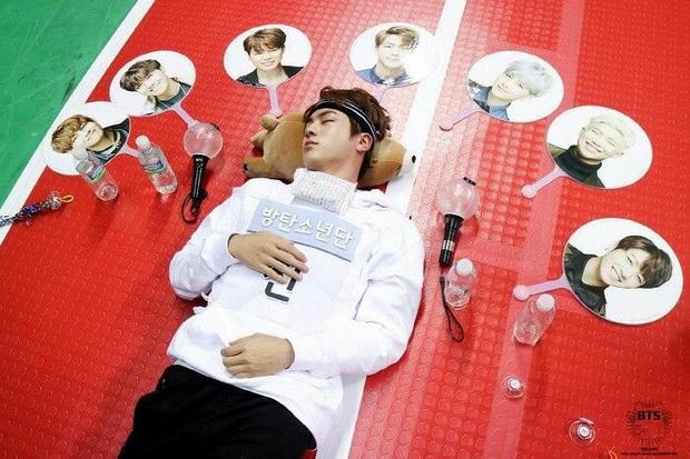 Đại hội thể thao dành cho Idol nhưng có những gương mặt đến chỉ cho đủ quân số rồi... lăn ra ngủ! - Ảnh 8.