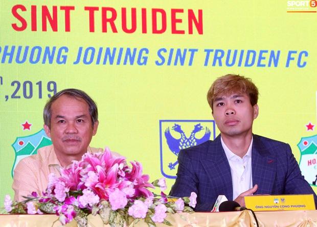 CLB TP.HCM gửi e-mail đến Sint-Truidense để mua lại hợp đồng của Công Phượng - Ảnh 2.