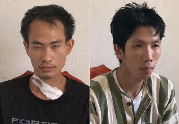 Hai thanh niên giết hàng xóm vì mâu thuẫn gọi nhầm bạn nhậu - Ảnh 1.