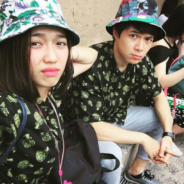 Diệu Nhi và Anh Tú lại cùng khoe giày đôi đang hot của G-Dragon, đừng ai đồn đoán chuyện rạn nứt nữa! - Ảnh 2.