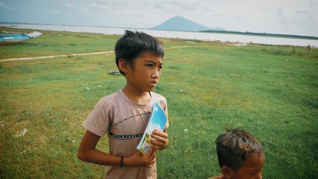 Cùng Khoai Lang Thang đem đến cơ hội phát triển đam mê và sáng tạo cho trẻ em miền xa - Ảnh 1.