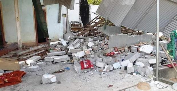 Vụ nổ khiến 2 cha con tử vong, con dâu sẩy thai: Tiếng nổ như bom, hiện trường tan hoang - Ảnh 3.