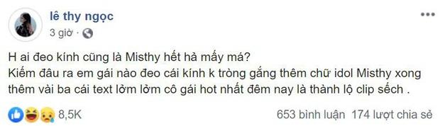 MisThy, Kiều Anh Hera và các hot streamer Việt phản ứng thế nào khi dính tin đồn lộ clip sex? - Ảnh 2.