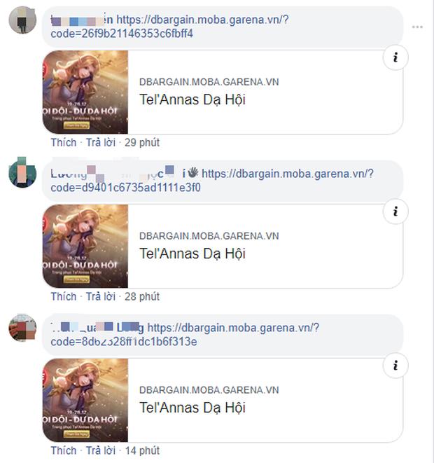 Liên Quân Mobile: Garena tặng FREE skin TelAnnas Dạ Hội khiến game thủ Việt điên đảo spam khắp mọi nơi! - Ảnh 3.