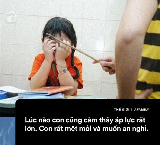 Câu chuyện về nữ thần đồng Trung Quốc tự sát ngay tại trường học hé lộ nhiều góc khuất, thức tỉnh cha mẹ ôm mộng nuôi con thành thiên tài - Ảnh 4.