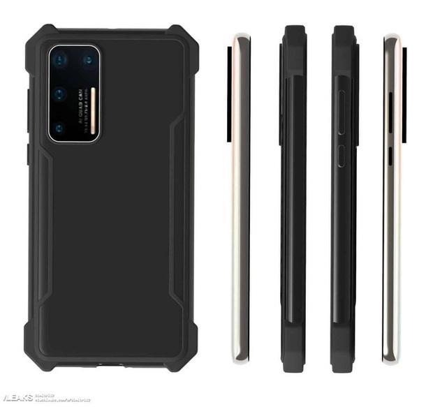 Lộ ảnh thiết kế Huawei P40 Pro, trông giống hệt Samsung Galaxy S11 - Ảnh 5.